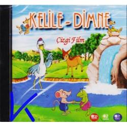 Kelile Dimne - çizgi film - VCD