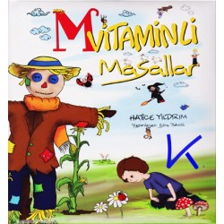 M Vitaminli Masallar - Hatice Yıldırım