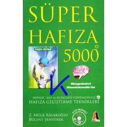 Süper Hafıza 5000 - Hafıza geliştirme teknikleri - yeşil kitap - Zeynep Müge Kasaroğlu, Bülent Şenyürek