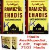Ramuz'ül EHadis - Hadis Ansiklopedisi - 2 cilt - Ahmed Ziyaüddin Gümüşhanevi