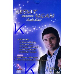 Sedat Uçan Seçme Ilahiler CD seti - 7 albüm, 71 ilahi  - son albüm Allah Yeter albümü de dahil