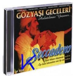 Seccadem - Gözyaşı Geceleri - 2 VCD