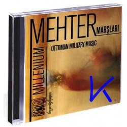 Mehter Marşları - Millenium - Ottoman Military Music - CD