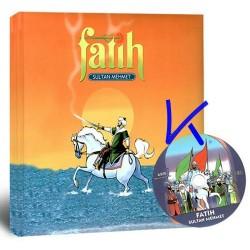 Fatih Sultan Mehmet - Kitap + CD HEDIYELI