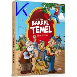 Bakkal Temel - Ekrem Bektaş - ciltli