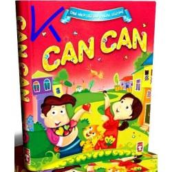 Can Can - Dini Hikayelerle Ahlak Eğitimi - Adem Fidan - ciltli