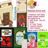 Ramazan Seti: Kur'an + CD + Elifbe + 41 Yasin Tavaslı + Tavsiyeler kitaplari - toplam 6 ürün sadece 19,99 €