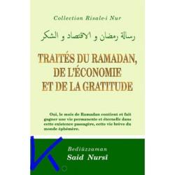 Traité du Ramadan, de l'Economie et de la Gratitude - Risale i Nur - Bediüzzaman Said Nursi