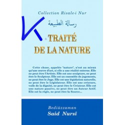 Traité de la Nature - Risale i Nur - Bediüzzaman Said Nursi