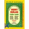 Sıkıntı Duaları, Yasin-i Şerif - bilgisayar yazılı, okunuşlu, rahle boy, D51 - Yusuf Tavaslı