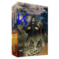 Hz Süleyman'ın Krallığı + Hz Isa Mesih - 4 VCD, 2 film seti