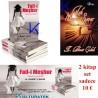 Fail-i Meşhur - Aşkın Suç Mahali + Aşk Ihaneti Sever - Şiirler, Sözler, Rubailer - Ahmet Çabuk 2 kitap set
