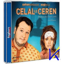 Celal ile Ceren - VCD film