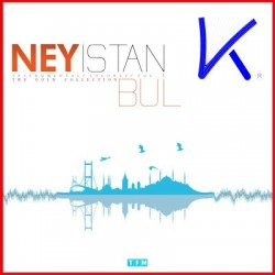 NeyIstanBul 1 - Instrumental Solo Ney - gold collection CD