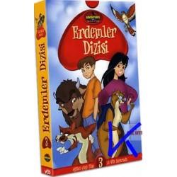 Erdemler Dizisi 3 - 10 VCD set