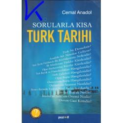Sorularla Kısa Türk Tarihi - Cemal Anadol, pr dr