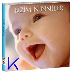 Bizim Ninniler - Mircan Kaya - CD