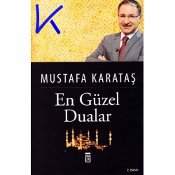 En Güzel Dualar - Mustafa Karataş, dç dr