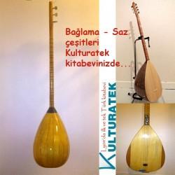 Bağlama - Saz çeşitleri - Kulturatek