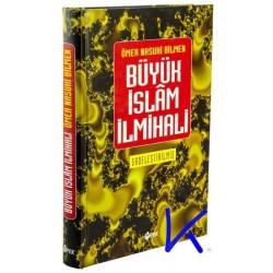 Büyük Islam Ilmihali - Sadeleştirilmiş (büyük boy, 1. hamur) - Ömer Nasuhi Bilmen