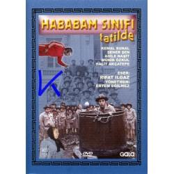 Hababam Sınıfı Tatilde - DVD