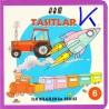 Taşıtlar - Ilk Bilgilerim Serisi 6 - Sert karton kitap