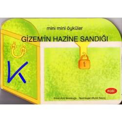 Gizem'in Hazine Sandığı - Mini Mini Öyküler - Sert karton sayfa kitap