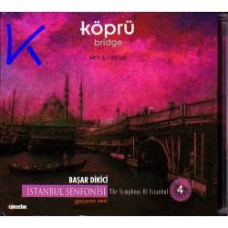 Köprü - Bridge - Gecenin Sesi - Ney ve Gitar - Başar Dikici - Enstrümental CD