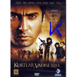 Kurtlar Vadisi Irak - DVD
