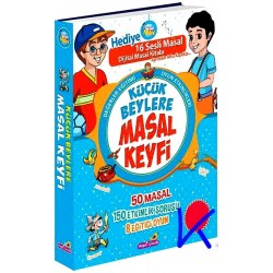 Küçük Beylere Masal Keyfi - Değerler Eğitimi, Oyun Etkinlikleri - Demirhan Kadıoğlu