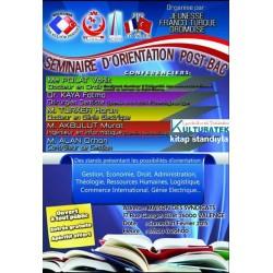 21.02.15 cumartesi Valence'da Orientation Eğitim seminerinde kitap sergisi