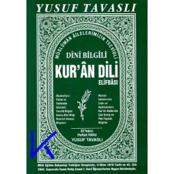 Dini Bilgili Kur'an Dili Elifbası - Yusuf Tavaslı