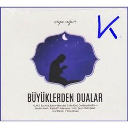 Büyüklerden Dualar - Ziya Uğur - CD