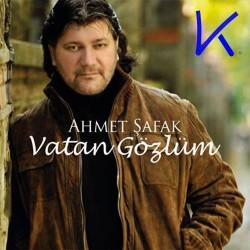 Vatan Gözlüm - Ahmet Şafak - CD
