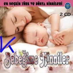 Bebeğime Ninniler - 2 CD - En Seçkin Türk ve Dünya Ninnileri