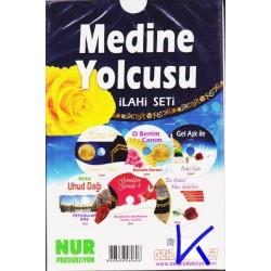 Medine Yolcusu Ilahi Seti - 6 CD - Abdurrahman Önül, Sedat Uçan, Feyzullah Koç, Mustafa Dursun, Cemal Kuru ...