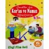 Çocuklar Için Kur'an ve Namaz Öğreniyorum çizgi film seti - 6 VCD