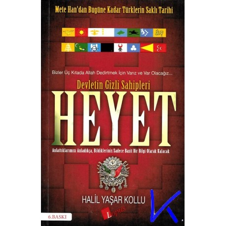 Heyet - Devletin Gizli Sahipleri - Halil Yaşar Kollu