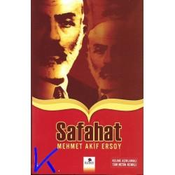 Safahat - Mehmet Akif Ersoy - kelime açıklamalı, tam metin, renkli