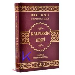 Kalplerin Keşfi - Mükaşefetül Kulub - Imam Gazali - ciltli