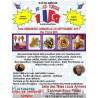 24.09.17 Pazar günü Paris bölgesinde, 78955 Carrières sous Poissy' de, kermeste için kitap ve hediyelik sergisi