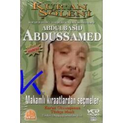 Kur'an Şöleni Abdussamed - 12 VCD, Mealli, Görüntülü
