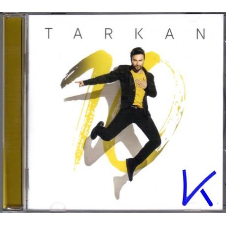Tarkan 10 - CD