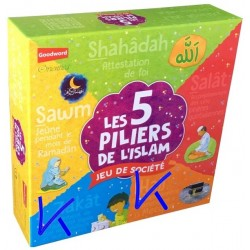 les 5 Piliers de l'Islam - Jeu de Société