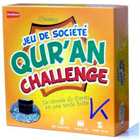 Qur'an Challenge - jeu de société - oyun