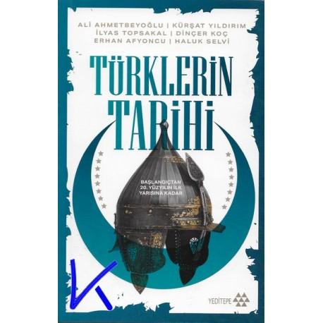 Türklerin Tarihi - Erhan Afyoncu