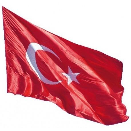 Türkiye Bayrağı - Bayrak - 150 x 90 cm