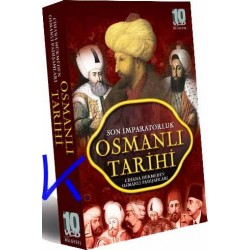 Osmanlı Tarihi, Osmanlı Padişahları - 10 VCD set