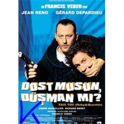 Dost Musun Düşman Mı? (Tais-toi) - VCD