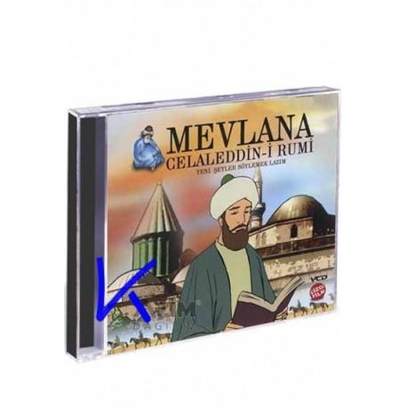 Mevlana Celaleddin-i Rumi - VCD